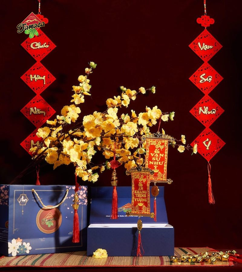 Giving Health Gifts From Natural Nutrients New Year 2021