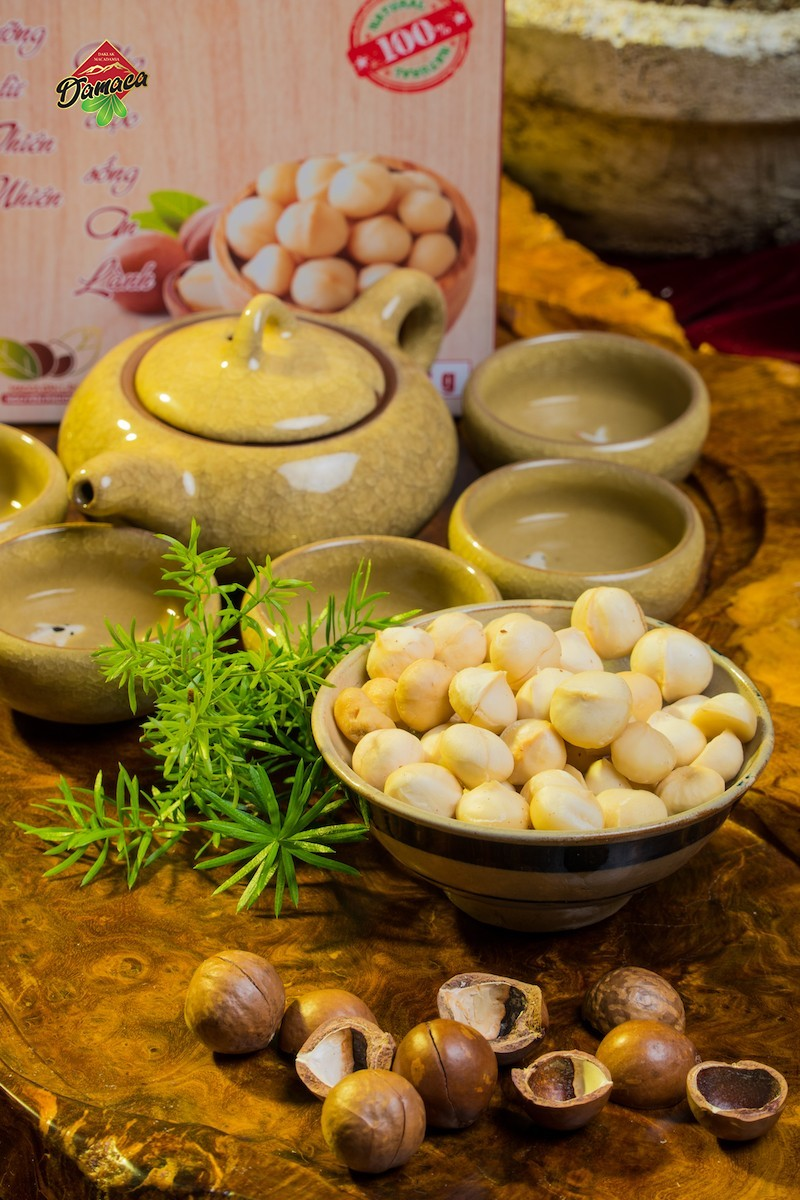 Where is the best place to buy macca nuts? - Damaca.vn