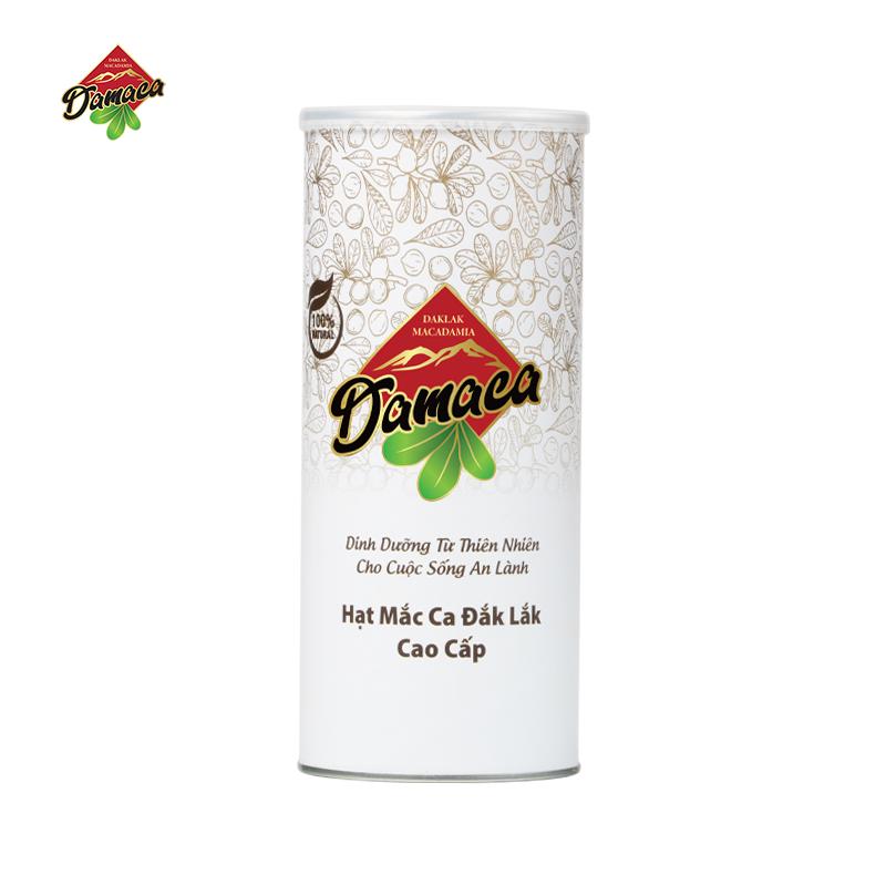 Macca 500gr white can